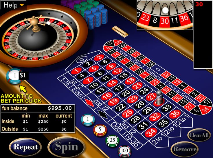 Here we go, the European Roulette from the RTG casino gaming developer invites you to check out your luck in the best online roulette ever. The ball here will spin the wheel with 37 pockets and will provide you with some cool wins with the betting options from 1 to 250 dollars. Get wins when picking the right pocket and simply enjoy.