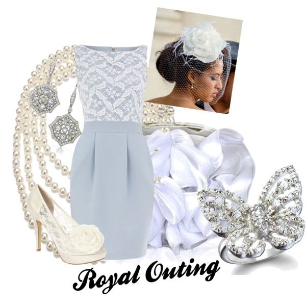 """""""{The Glam Royal Bride} Royal Outing 4"""" by royal-darling on Polyvore"""