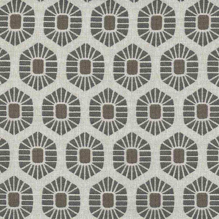 Warwick Fabrics : ASHANTI, Colour SLATE