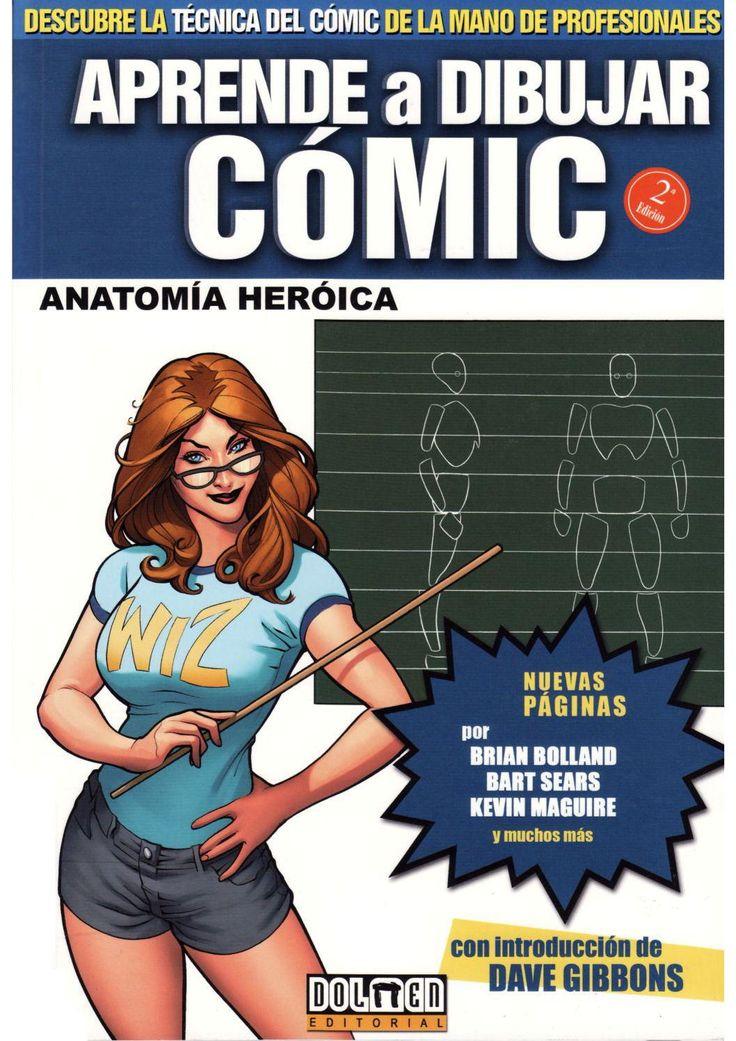 Aprende a dibujar cómics 3 - lmv01