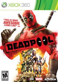 Boxshot: Deadpool by Activision Inc.
