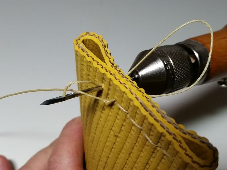 Sewing with fire hose