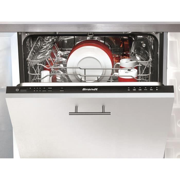 BRANDT VH1472J Lave vaisselle - Cuisine & Electro à bon prix – MonCornerDECO
