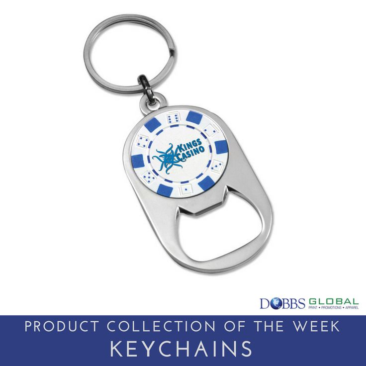 Product Collection of the Week: Keychains. Keychains can designed in a custom shape or color to represent your brand, and can also be designed to be useful. From flashlights and bottle openers, to carabiners and mini piggy banks, what keychain design is right for your company? Whichever design, don't forget to add your logo! #promotionalproducts #promoproduct #swag #logo