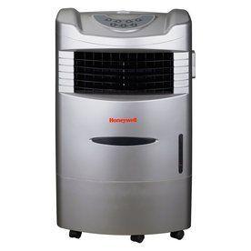 Honeywell 280-Sq Ft Indoor Direct Portable Evaporative Cooler (470 Cfm