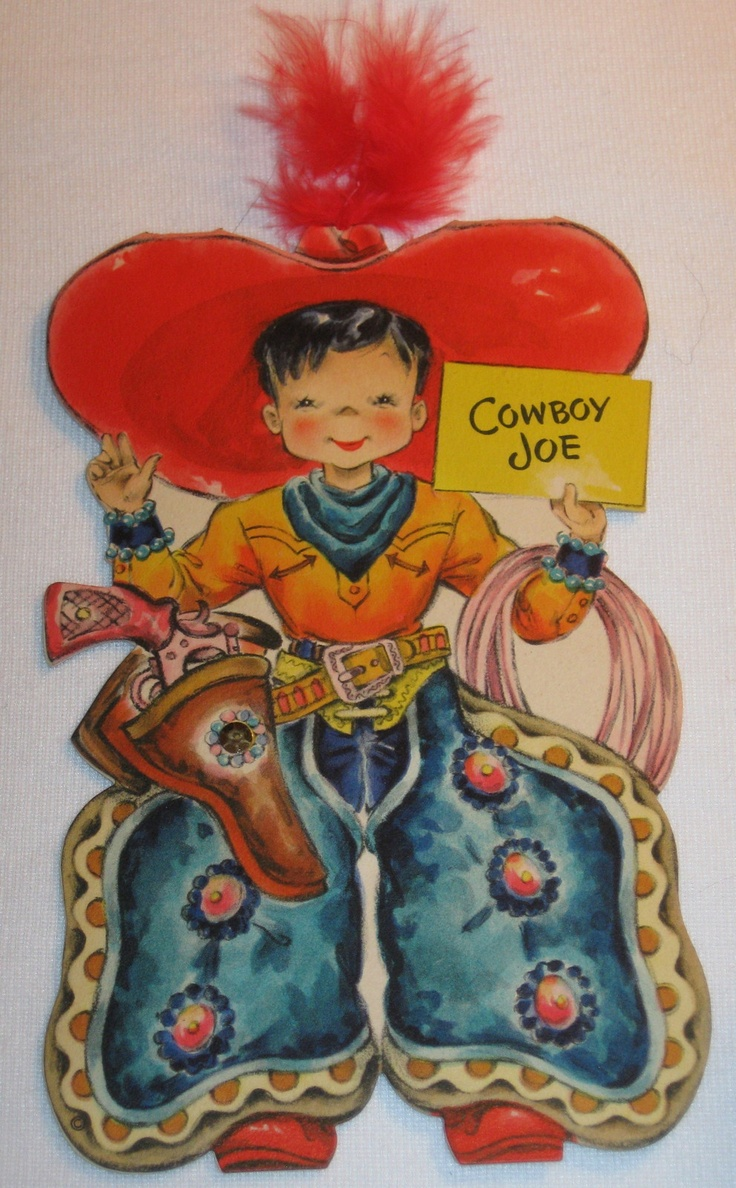 Cowboy Joe by Hallmark