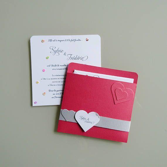 Faire Part Mariage Invitation Mariage Mariage Gourmandise Amour Modulable Personnalisable Klrkrea Optez Pour Ce Faire Part Gourmand Pour Annoncer Vo In 2020