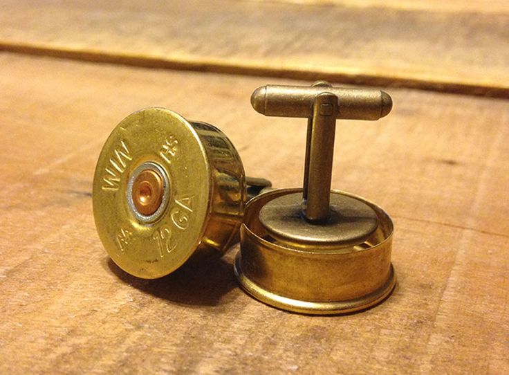 Stay tough, stay classy! With the Pistol Pete's 12 Gauge Shotgun Cufflinks you can finally add that last piece to your best suit that really tells everyone who you are. These cufflinks use brass fittings from Winchester, Federal or Remington shotgun hulls that have been safely fired and cleared. The brass is mounted on a …
