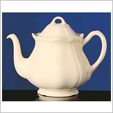Wedgwood Queens Plain teapot.....broke mine last week, Mother in Law not happy with me!