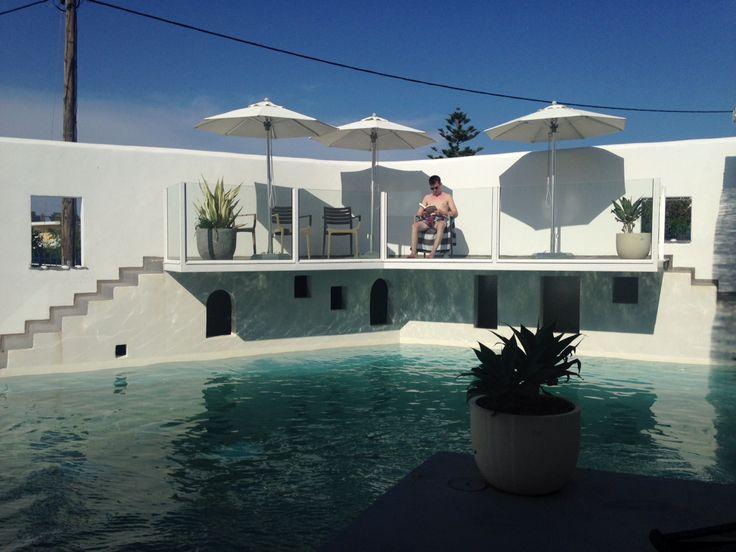 Rhodos - hotel Kouros Faliraki