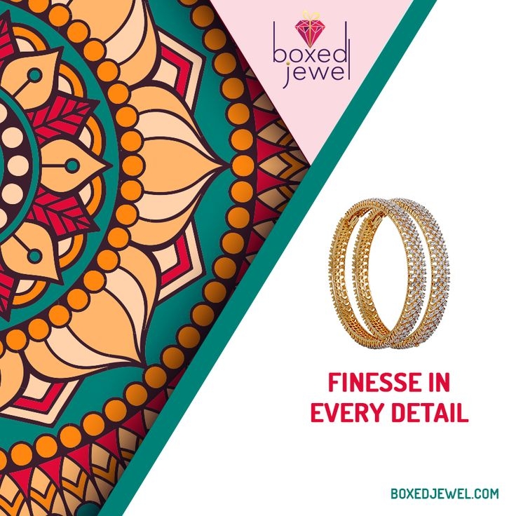 Designed only for your beautiful, delicate hands...   #ShimmeringDiamonds  #Bangles
