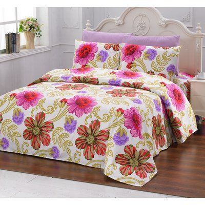 Glory Home Design Hotel 1000 Thread Count Sheet Set Size: Twin
