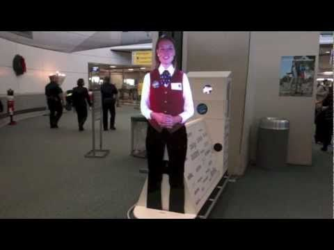 *Airport Virtual Assistant Hologram at Newark Liberty International Airport - http://www.youtube.com/watch?v=_C-bCFPJaEs=player_embedded
