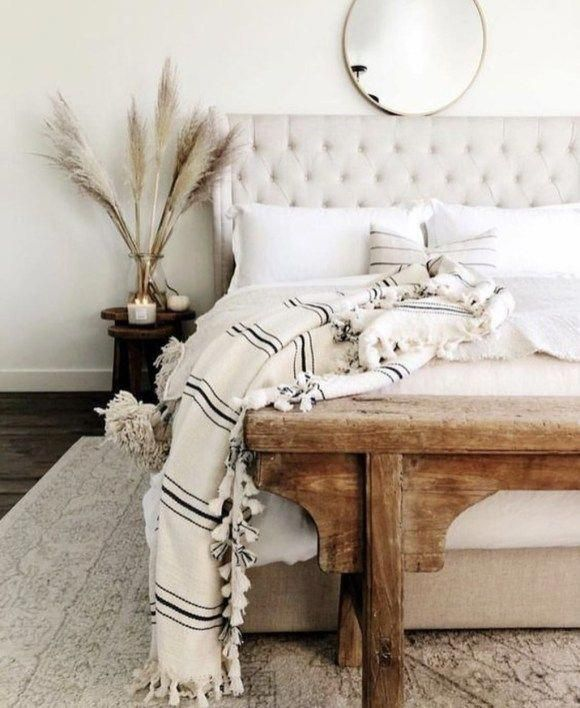 54 Simply Farmhouse Master Bedroom Design Ideas Match For Any Room