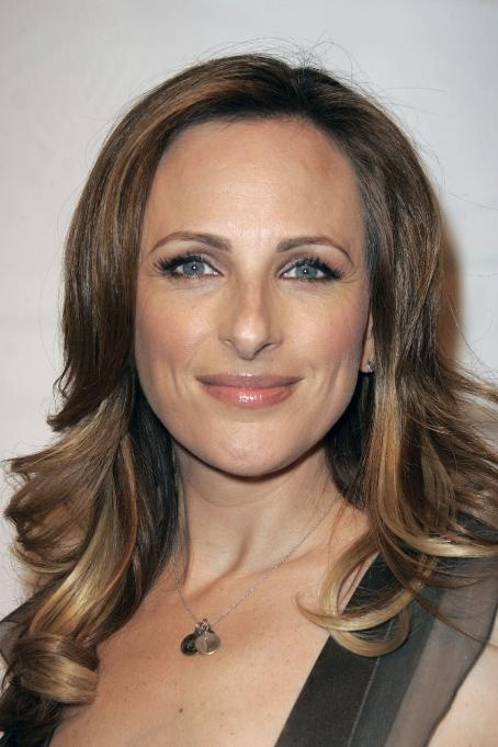 Marlee Matlin 1965 (The deaf actress, great actress :)  )  (Sweet nothing in my ear, The L Word, What the bleep do we know, Many TV show appearances
