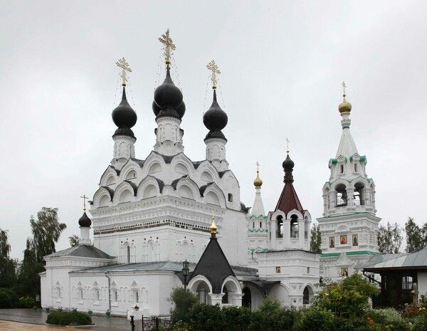 Onward The Russian Orthodox Church