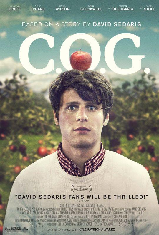 """Movie trailer for """"C.O.G.,"""" an autobiographical comedy from writer David Sedaris."""