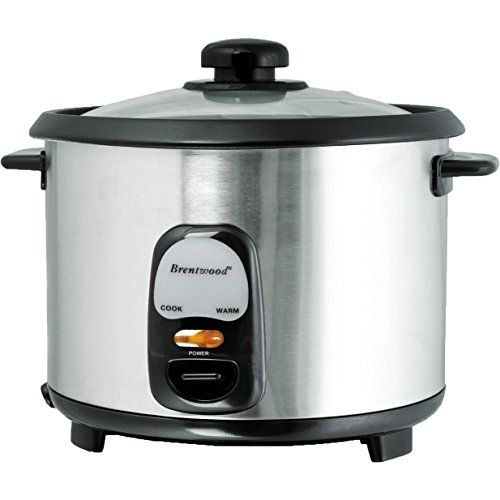 Brentwood Rice Cooker 8 Cups ** Details can be found by clicking on the image.