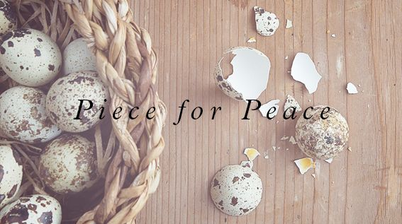 Read My latest blog: Coreageous Movement: Piece for Peace #Easter #Blog #Jesus #CrossEqualsLove #Hillsong