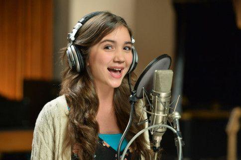 Girl Meets World's Rowan Blanchard Sings Frozen Song – Celeb Pics | OK! Magazine