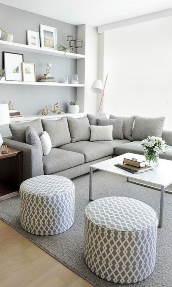 53 Beautiful Modern Living Room Pictures Ideas 2020 In 2020 Part 6 In 2020 Gray Living Room Design Home Living Room Living Room Grey