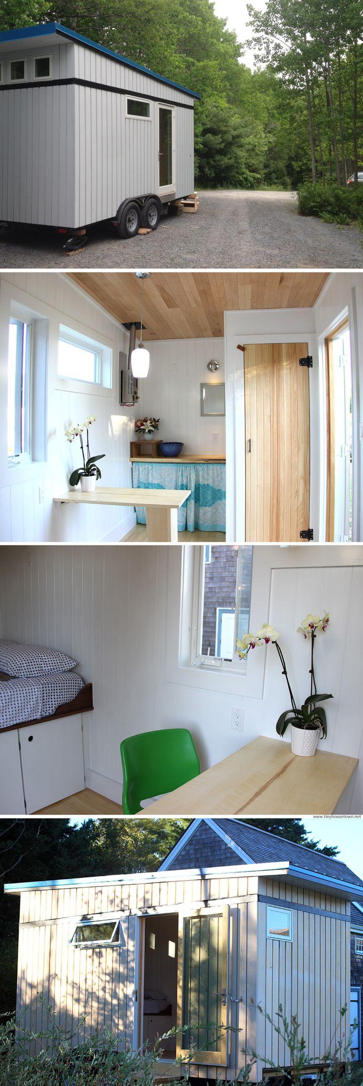 The Birdhouse from Full Moon Tiny Shelters
