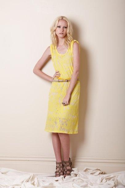whoop whoop, more yellow!  Summer 2012 - Kingan Jones