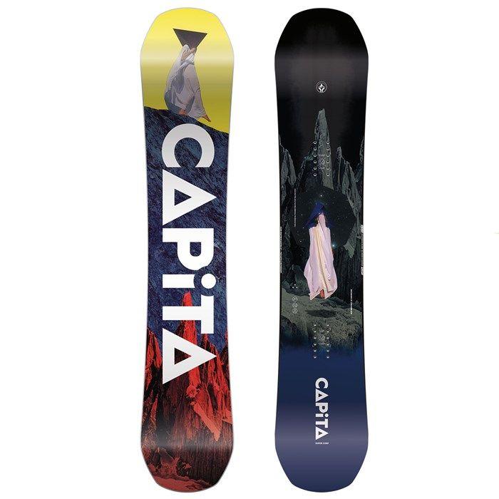 Capita Doa 2021 Best Snowboards Snowboarding My Ride