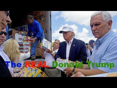 The Donald Trump The Media Doesn't Show You - The REAL Donald Trump (Our...