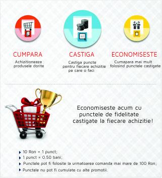 Puncte de loialitate, pentru toti clientii www.medlens.ro! PreVINO sa vezi!