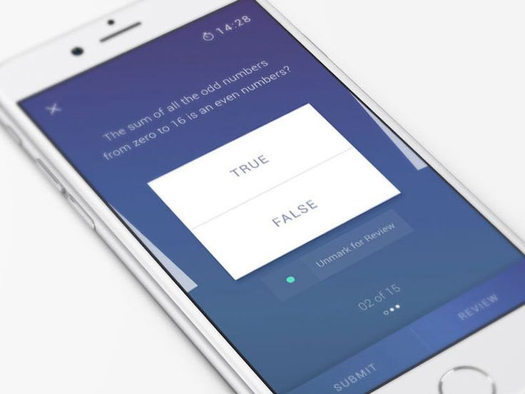 Quiz App [iOS] by Balaji