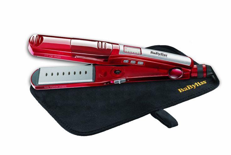 BaByliss ST95E Lisseur Vapeur Ionic Pro Pro 230: Amazon (n°2)