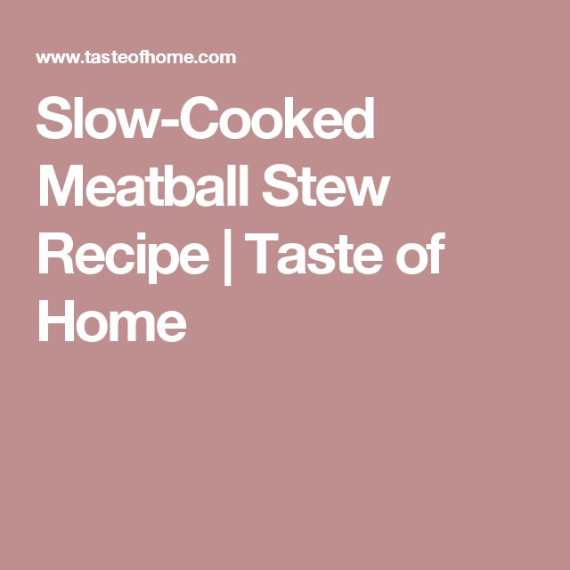 Full of meatballs, fresh vegetables and loads of flavor, this rich and thick Meatball Stew can be made on the stove top or slow cooker. Serve with corn bread for the perfect hearty dinner your family will love!