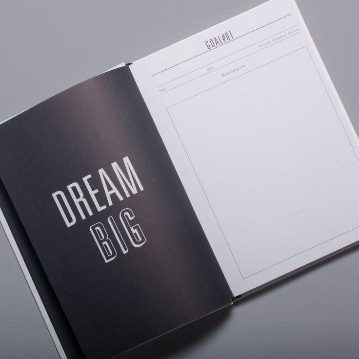 2014 Diary - Hard Cover | via migoals.com.au