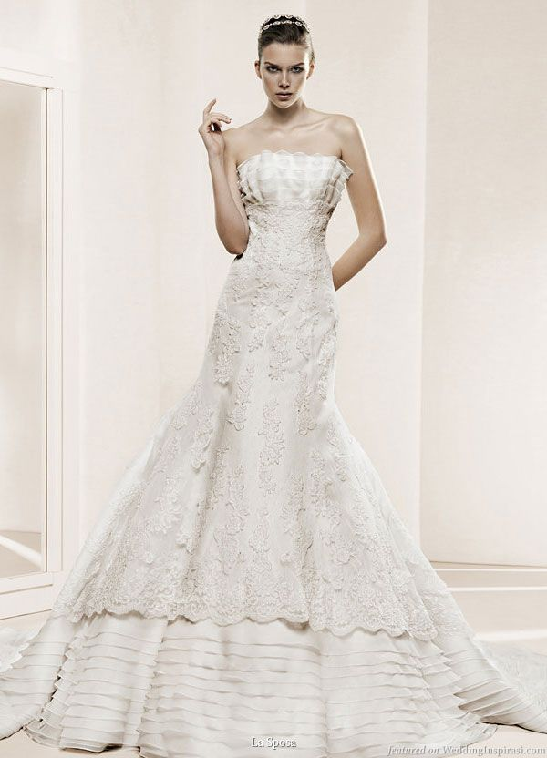 Fabulous Gorgeous wedding dress