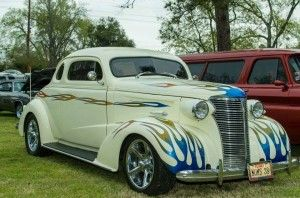 Тюнингованные ретро автомобили-chevrolet coupe | CarBer