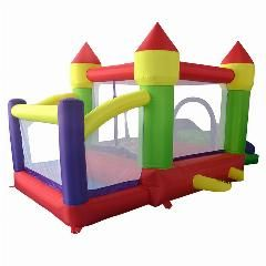 [ $28 OFF ] Bounce House Cama Elastica Pula Pula Trampoline For Kids Inflatable Castle Kids Outdoor Party Game  To Middle East