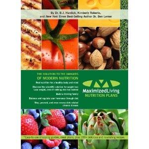 Maximized Living Nutrition Plan - awesome recipes. Love this book...