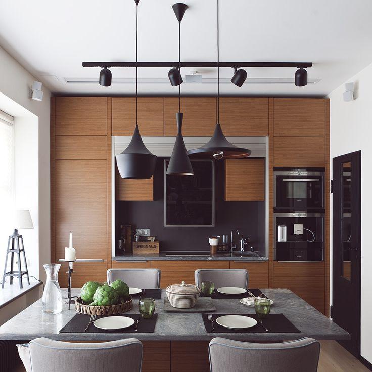 Фотография: в стиле , Кухня и столовая, Гостиная, Лофт, Карта покупок, Надя Зотова – фото на InMyRoom.ru