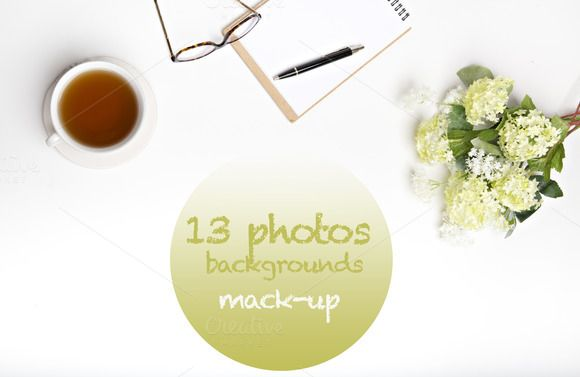 collection of 13 pictures - lay flat by Izdebska on @creativemarket
