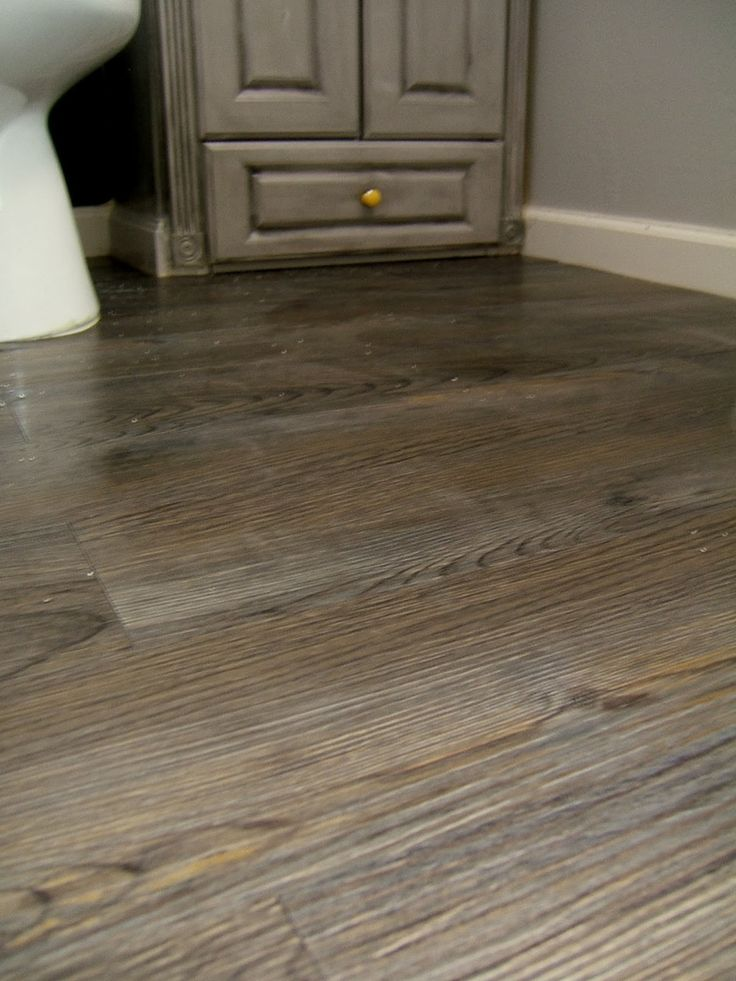Peel And Stick Laminate Flooring bathroom makeover new groutable peel and stick vinyl flooring 298 Best Images About Remodeling Tutorials On Pinterest Vinyl Planks Vinyls And Vinyl Plank Flooring