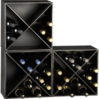 Modular wine storage