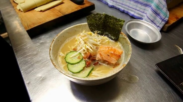 The tasty noodle soup that's becoming so popular that it's being tipped as the new cupcake! Simon Morton meets Asher Boote and Tsubasa Takahashi of Wellington's The Ramen Shop.