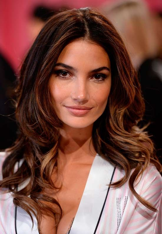 Best Hair Colors For Olive Skin And Brown Eyes Fall