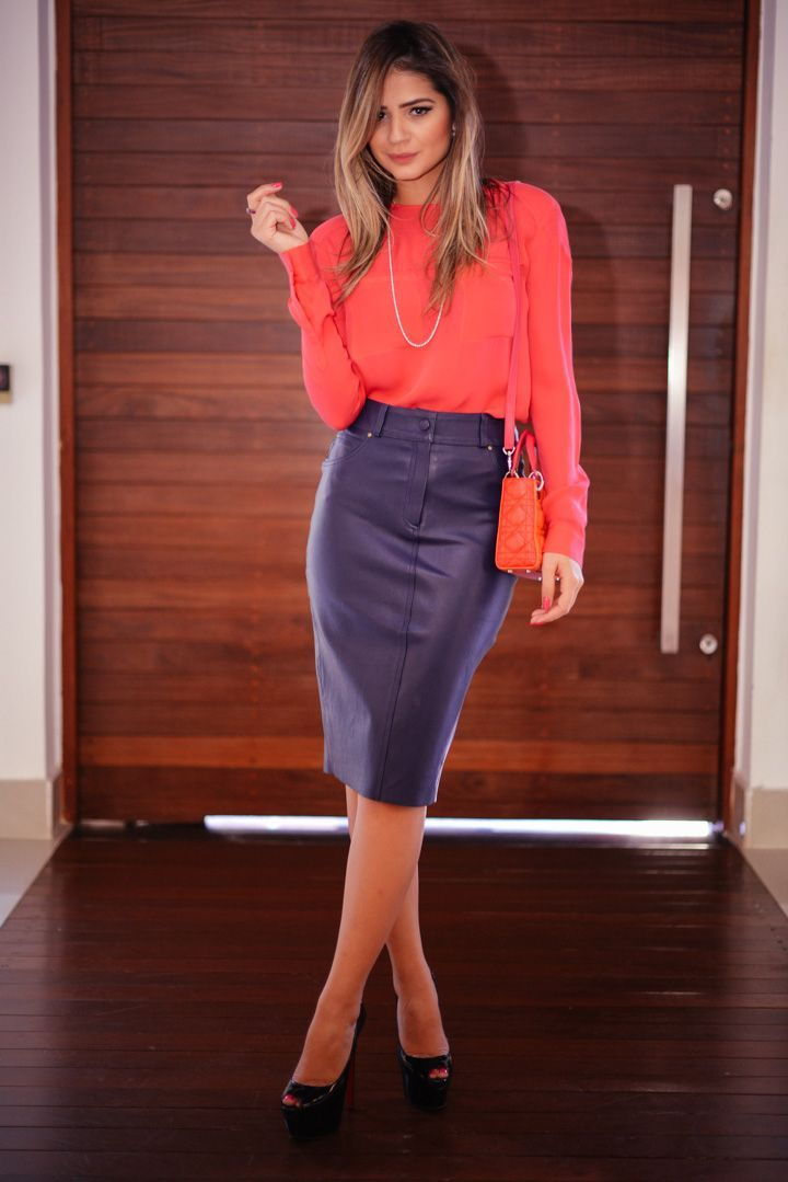 1000 images about leather skirts on office