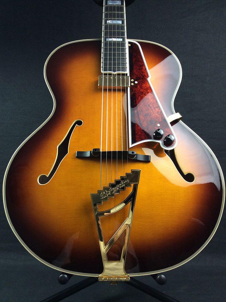 D'Angelico 1942 D'Angelico Excel 2013 Sunburst Aged | Reverb