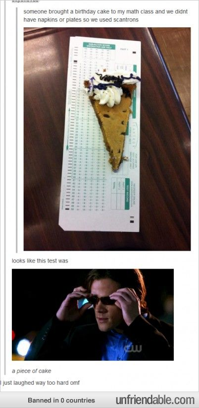 I think Dean would agree that it should be a piece of pie