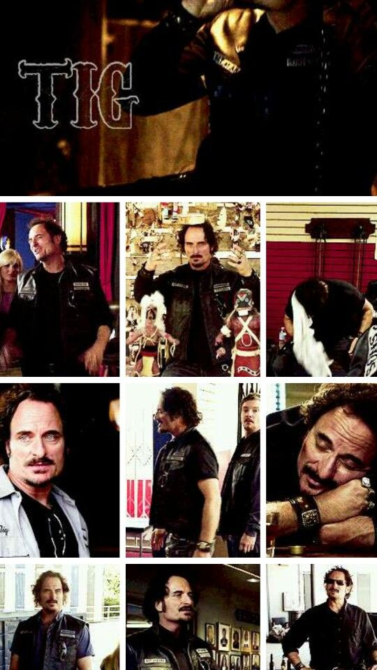 Tig...gosh hes beautiful