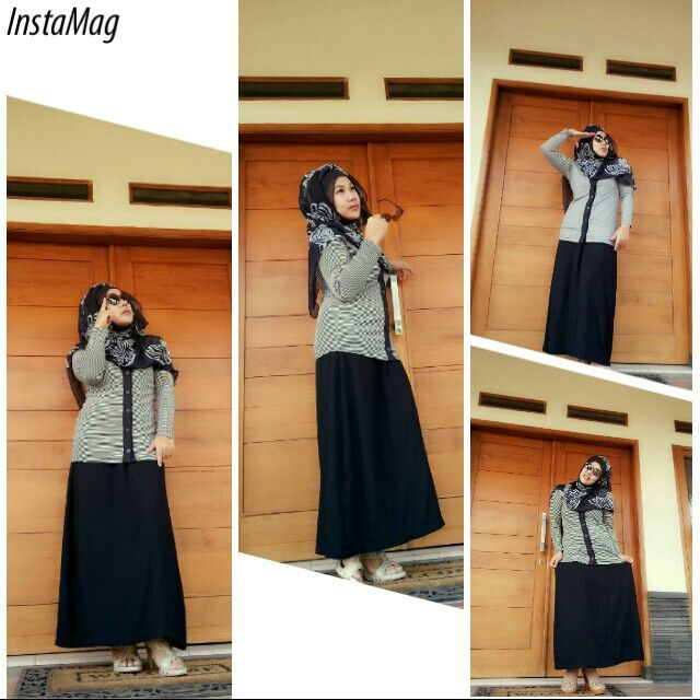 Me n my hijab style