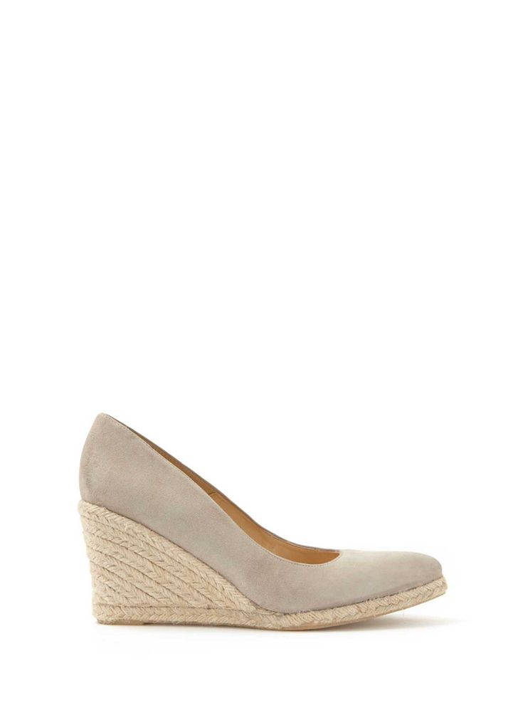 Mink Grace Suede Wedge  $185.00 (Kate Middleton Wedge)